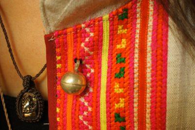 モン族ロングジャケット