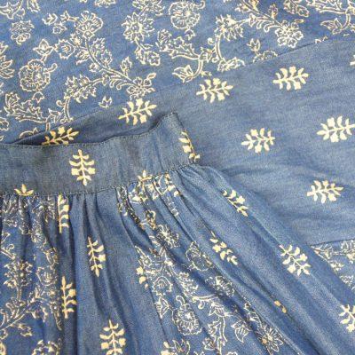 デニモハールスカート